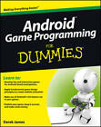 Android Game Programming For Dummies by Rajiv Ramnath, Roger Crawfis, Derek James (Mixed media product, 2012)