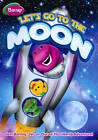 Barney: Lets Go to the Moon (DVD, 2013)