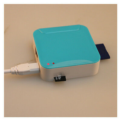 Multifunction Portable 3G Wireless Wifi Router with TF SD Card Reader USB power