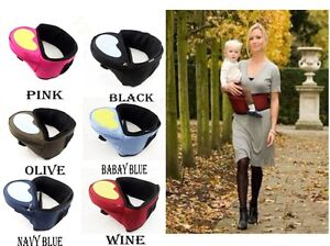 New-Infant-Baby-Carrier-Comfortable-Safe-Leafter-Hip-Seat-Free-Shipping-Various