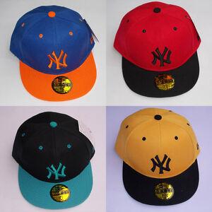 NY-baseball-caps-new-era-cotton-9-colors-cap-hip-pop-adjust-cap-hat-free-ship