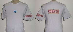 NEWCASTLE-BROWN-ALE-PROMOTIONAL-BEER-SHIRT-MENS-T-SHIRT-L-42-44-NEW