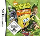 SpongeBob und seine Freunde: Die Macht des Schleims (Nintendo DS, 2008)