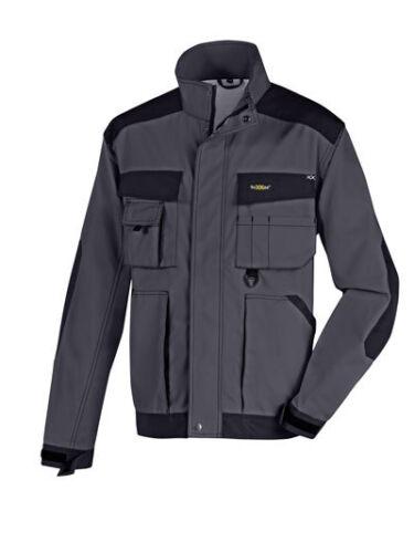 Texxor Bundjacke Jacke Multifunktion Cordura Arbeitsjacke 4167 grau