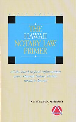 hawaii notary exam questions