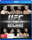 UFC - Year In Review 2012 (Blu-ray, 2013)