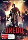 Dredd (DVD, 2013)