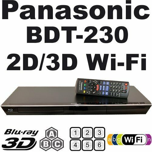 PANASONIC DMP-BDT230GW BLU-RAY PLAYER DRIVER