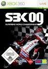 SBK-09 Superbike World Championship (Microsoft Xbox 360, 2009, DVD-Box)