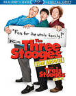 The Three Stooges (Blu-ray/DVD, 2012, 2-Disc Set, Canadian)