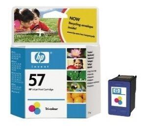 Hewlett-Packard-Tintenpatrone-Nr-57-farbe-Tintenpatrone-C6657A