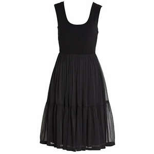 new-RRP-120-JACQUI-E-BLACK-STRETCH-PARTY-DRESS-8-more-sz-in-store
