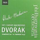 Antonin Dvorak - Dvorák: Symphonies Nos. 7 & 8 (2010)