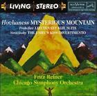 Alan Hovhaness: Mysterious Mountain; Sergei Prokofiev: Lieutenant Kijé Suite; Igor Stravinsky: The F (1995)