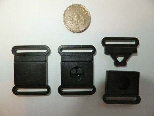 15mm or 20mm Fastener Quick Realse *KAM* Lanyard Bra Dress Buckle Clip 10mm