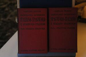 1957-MANUALE-HOEPLI-DIZIONARIO-SPAGNUOLO-ITALIANO-e-ITALIANO-SPAGNOLO