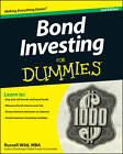 Bond Investing For Dummies by Russell Wild (Paperback, 2012)