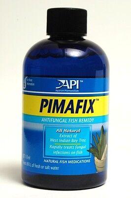API Pimafix 237ml Tropical Fish Fungal Treatment Medication