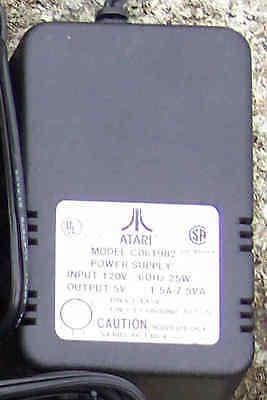 XL/XE Power Adapter 1.5A Orig New Atari Ver#4 The Box CO61982