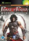 Prince Of Persia: Warrior Within (Microsoft Xbox, 2004, DVD-Box)
