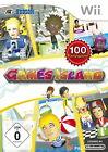 Games Island (Nintendo Wii, 2010, DVD-Box)