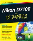 Nikon D7100 For Dummies by Julie Adair King (Paperback, 2013)