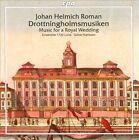 Johan Helmich Roman - Johann Helmich Roman: Drottningholmsmusiken (2010)