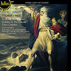 Thomas - Linley the younger: Music for The Tempest; Overture to The Duenna; Three Cantatas (2006)