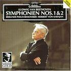 Ludwig van Beethoven - Beethoven: Symphonies Nos. 1 & 2 (1993)