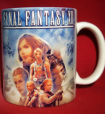 Final Fantasy 12 XII - Coffee MUG  - Vaan - RPG - Zodiac age