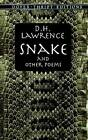 Snake and Other Poems by D. H. Lawrence (Paperback, 1999)