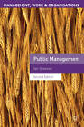 Public Management by Ian Greener (Paperback, 2012)