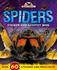 Deadly Animals: Spiders by Bonnier Books Ltd (Paperback, 2012)