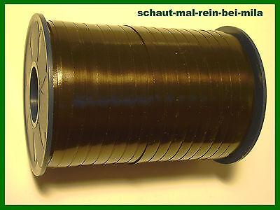 (€0,01/m)Polyband=250 Meter x 10mm=Geschenkband=Kräuselband/Kringelband/Ziehband