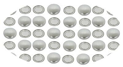Fabric Cover Button Starter Kit 15mm Flatback 100 Self Cover suit Cab earring