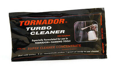 Tornador Turbo Cleaner 2 oz Super Cleaner Concentrate  - TC 100