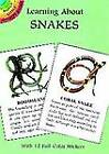 Learning About Snakes by Jan Sovak (Paperback, 1999)