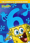 SpongeBob SquarePants: The Complete 6th Season (DVD, 2012, 4-Disc Set)