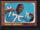 1966 Topps Ernie Wright #131 Football Card