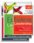 The Exploring Leadership Facilitator Set by Wendy Wagner, Nance Lucas, Susan R. Komives, Timothy R. McMahon, Daniel T. Ostick (Paperback, 2013)