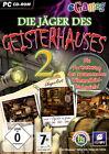 Die Jäger des Geisterhauses II (PC, 2009, DVD-Box)