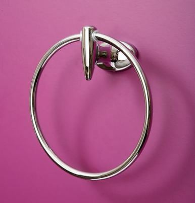 Towel Ring Fabulous Fang Chrome Bathroom Accessory HF60