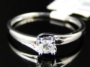 LADIES-WHITE-GOLD-REAL-DIAMOND-WEDDING-ENGAGEMENT-ANNIVERSARY-BAND-RING-1-8-CT