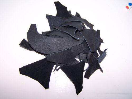 100 gramos de piezas de cuero rojo//Burdeos//Apagado Cortes-Artesanía-Pasatiempos