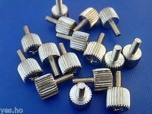 12-Pcs-Computer-Case-Thumb-Screws-Silver