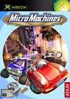 Micro Machines Explosion (Microsoft Xbox, 2002, DVD-Box)