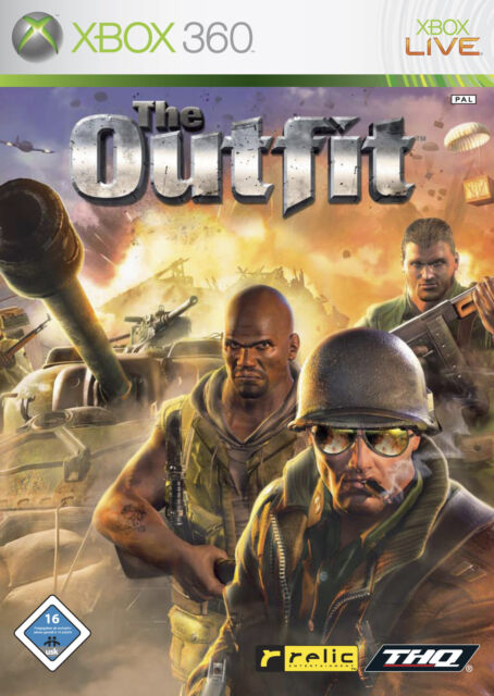 The Outfit (Microsoft Xbox 360, 2006, DVD-Box)