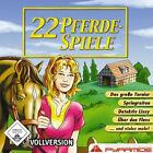 22 Pferde-Spiele (PC, 2006, Jewelcase)