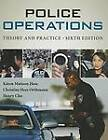 Police Operations: Theory and Practice by Karen Hess, Henry Cho, Christine M. H. Orthmann (Hardback, 2013)