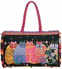 Laurel Burch Feline Family Portrait Totes & Shoppers